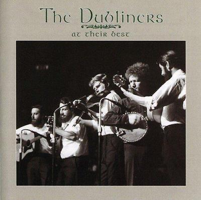 The Dubliners - The Dubliners At Their Best (NEW CD) • 8.19£