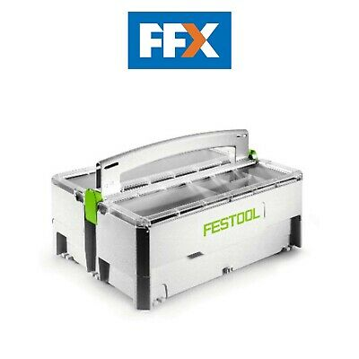 Festool SYS-SB Cantilever Systainer Tool Box 396mm X 296mm X 167mm • 81.62£