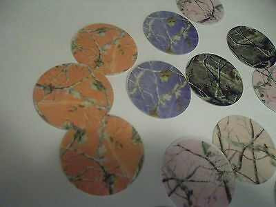 £3.13 • Buy Pre Cut One Inch Bottle Cap Images Hunting Camo Free Shipping