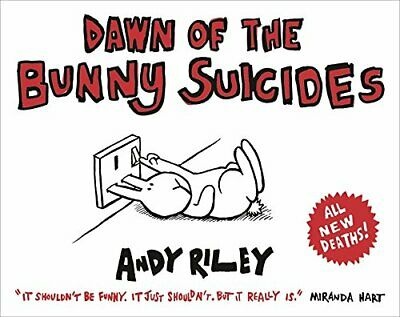 £1.99 • Buy Dawn Of The Bunny Suicides By Riley, Andy Hardback Book The Cheap Fast Free Post