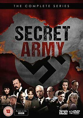 £28.81 • Buy Secret Army - The Complete BBC Series 1, 2 & 3 [DVD] - DVD  P6VG The Cheap Fast
