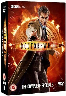 £3.49 • Buy Doctor Who - Complete Specials (The Next Doctor/ Planet Of The De... - DVD  7AVG