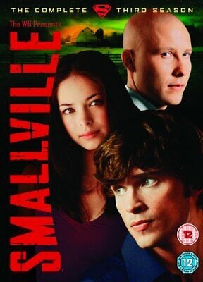 £4 • Buy Smallville - The Complete Season 3 [DVD] [2005] - DVD  VEVG The Cheap Fast Free