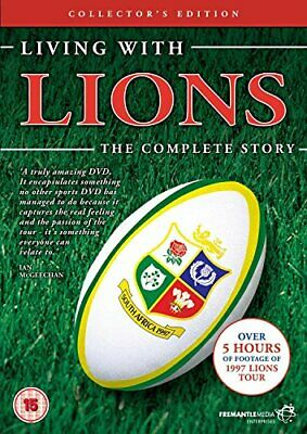 £3.97 • Buy Living With Lions The Complete Story Collector's Edition [DVD] [2... - DVD  S8VG