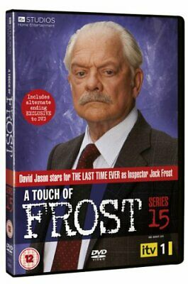 £3.49 • Buy A Touch Of Frost Series 15 [DVD] - DVD  42VG The Cheap Fast Free Post