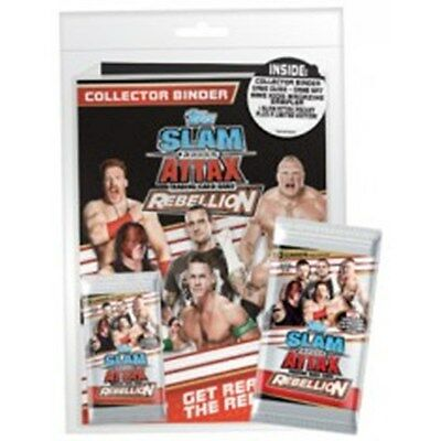 Slam Attax  Rebellion  Basic / Base  Cards ...049 To  216  By Topps    Choose • 0.99£