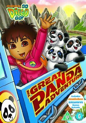 £3.49 • Buy Go Diego Go: Great Panda Adventure [DVD] - DVD  9OVG The Cheap Fast Free Post