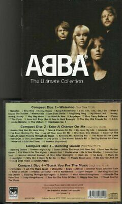 £6.26 • Buy Abba - ABBA, The Ultimate Collection - Abba CD DOVG The Cheap Fast Free Post