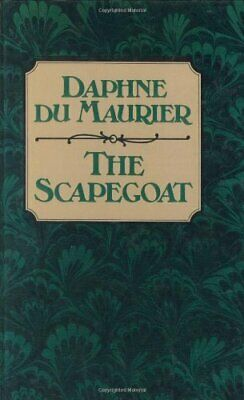 £6.99 • Buy The Scapegoat By Du Maurier, Daphne Hardback Book The Cheap Fast Free Post