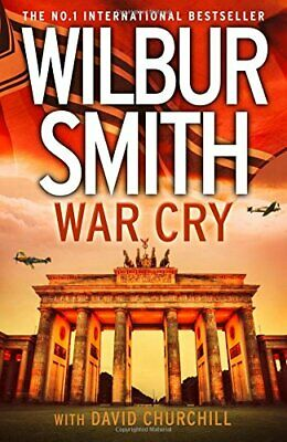 War Cry By Wilbur Smith Book The Cheap Fast Free Post • 3.99£