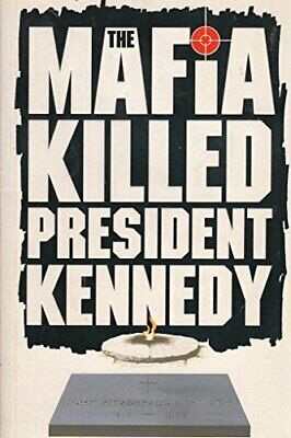 The Mafia Killed President Kennedy By Scheim, David E. Paperback Book The Cheap • 2.99£