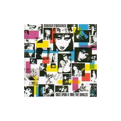 Siouxsie & The Banshees - Once Upon A Time - Siouxsie & The Banshees CD 4IVG The • 3.49£