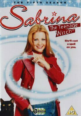 £4.76 • Buy Sabrina, The Teenage Witch - The Fifth Season [2000] [DVD] - DVD  YGVG The Cheap