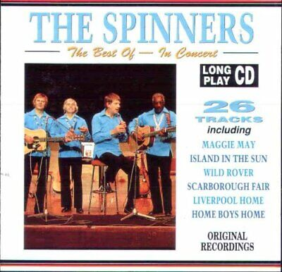 £3.49 • Buy The Best Of The Spinners In Concert -  CD FFVG The Cheap Fast Free Post The