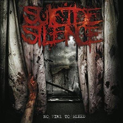 Suicide Silence - No Time To Bleed (NEW CD) • 12.03£