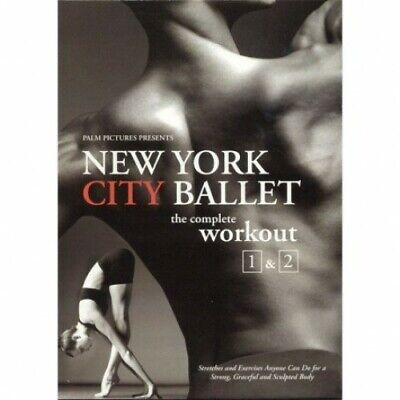 £4.81 • Buy New York City Ballet - The Complete Workout Vol.1 And 2 [DVD] [20... - DVD  R2VG
