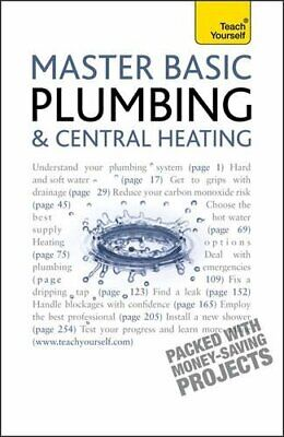 £7.99 • Buy Basic Plumbing And Central Heating: Teach Yourself By Treloar, Roy Paperback The