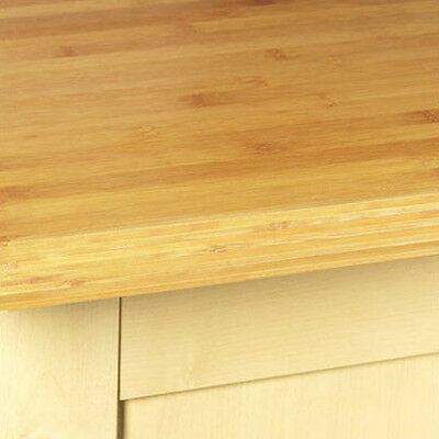 Natural Bamboo Wood Kitchen Worktops, Oils And Accessories Solid Wooden Worktop • 45£