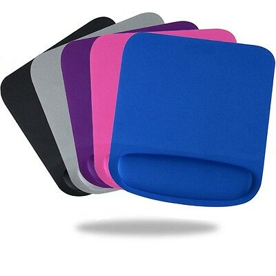 Comfort Wrist Rest Support Mat Mouse Mice Pad Computer PC Laptop Soft LARGE • 3.99£