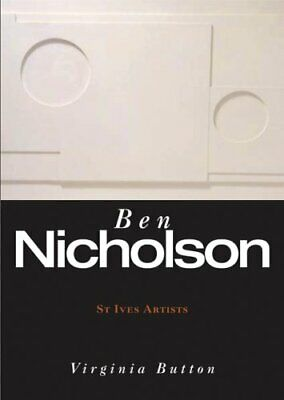 £8.99 • Buy Ben Nicholson (St Ives Artists Series) By Virginia Button Paperback Book The