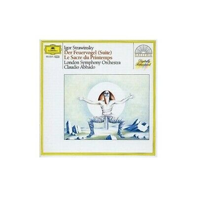 Stravinsky: The Firebird / Rite Of Spring -  CD 37VG The Cheap Fast Free Post • 3.49£
