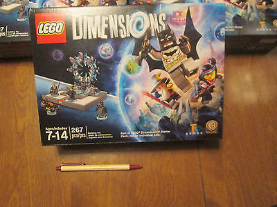 AU35.82 • Buy Lego Dimensions PART Of Starter Pack MINIFIGURES PS4 XBOX ONE No GAME No PORTAL