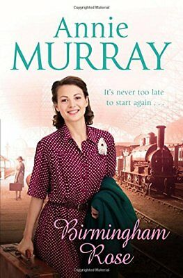 Birmingham Rose By Murray, Annie Book The Cheap Fast Free Post • 5.49£
