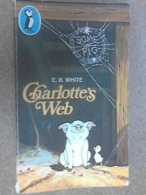 £4.99 • Buy CHARLOTTE'S WEB. By White, E. B. Paperback Book The Cheap Fast Free Post