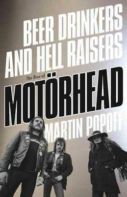 Beer Drinkers And Hell Raisers - Popoff, Martin - New Paperback Book • 14.27£