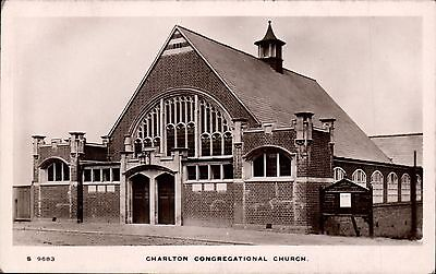 Charlton Congregational Church # S 9683 By WHS Kingsway. • 10.50£