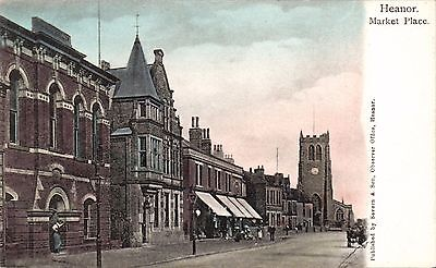 Heanor. Market Place By Severn & Son, Heanor. • 10£