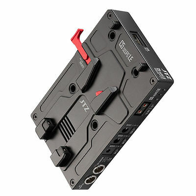 AU310.98 • Buy JTZ DP30 C5 CCUPS LE Version V-Mount Power Supply BP Battery Plate DSLR Rig