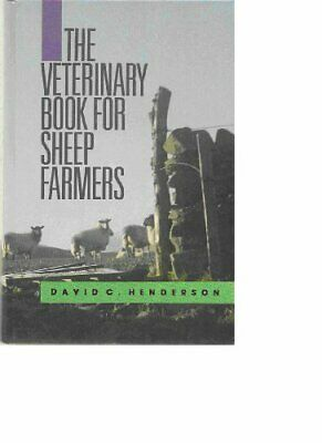 £23.99 • Buy The Veterinary Book For Sheep Farmers By Henderson, David C. Hardback Book The