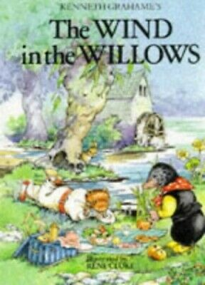 Wind In The Willows By Grahame, Kenneth Hardback Book The Cheap Fast Free Post • 3.99£