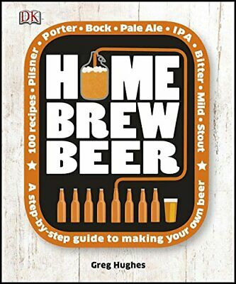 £8.99 • Buy Home Brew Beer By Hughes, Greg Book The Cheap Fast Free Post