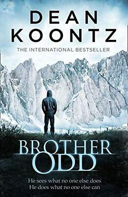 £11.99 • Buy Brother Odd By Koontz, Dean Paperback Book The Cheap Fast Free Post