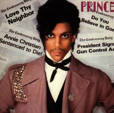 Prince - Controversy - Prince CD MVVG The Cheap Fast Free Post The Cheap Fast • 3.49£