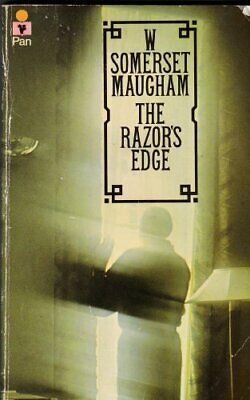 £2.39 • Buy The Razor's Edge By Maugham, W. Somerset Paperback Book The Cheap Fast Free Post