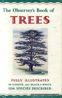 £7.99 • Buy The Observer's Book Of Trees By Stokoe, W J (compiler). Hardback Book The Cheap