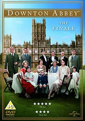 Downton Abbey: The Finale [DVD] - DVD  TIVG The Cheap Fast Free Post • 6.69£