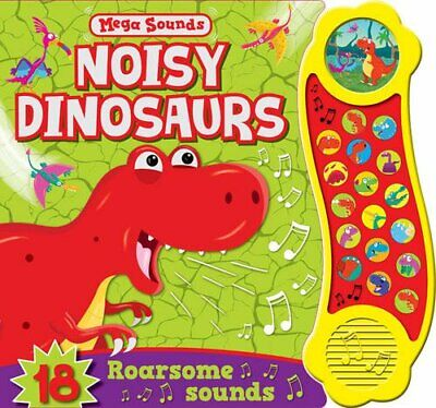 £5.49 • Buy Dinosaurs (Mega Sounds) Book The Cheap Fast Free Post