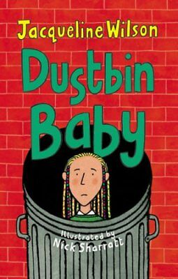 £3.59 • Buy Dustbin Baby By Wilson, Jacqueline Paperback Book The Cheap Fast Free Post