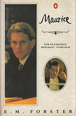 Maurice By Forster, E.M. Paperback Book The Cheap Fast Free Post • 3.99£