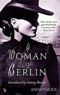 £3.59 • Buy A Woman In Berlin (Virago Modern Classics) By Anonymous Book