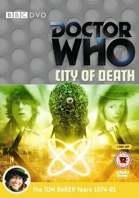 £4.99 • Buy Doctor Who - City Of Death [1979] [DVD] [2005] - DVD  U0VG The Cheap Fast Free