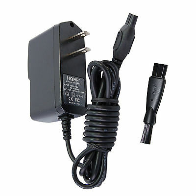 AU9.25 • Buy HQRP AC Power Cord For Philips Norelco Series Shaver / 272217190075 272217190076