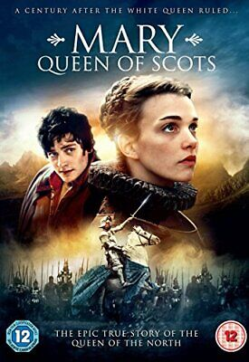 Mary Queen Of Scots [DVD] - DVD  PSVG The Cheap Fast Free Post • 3.97£
