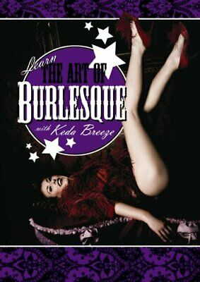 £3.49 • Buy Learn The Art Of Burlesque With Keda Breeze [DVD] - DVD  GUVG The Cheap Fast