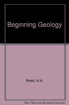 £3.99 • Buy Beginning Geology By Watson, Janet Hardback Book The Cheap Fast Free Post
