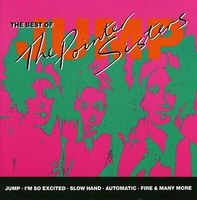 Jump: Best Of The Pointer Sisters - POINTER SISTERS CD BMVG The Cheap Fast Free • 3.49£